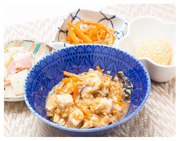 みしまの御膳ほのか 麻婆豆腐